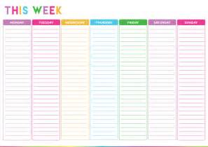Checklist For Wedding Shower by Monthly Calendar To Do List Template To Do List Template