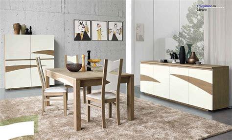 meuble de salle a manger blanc laque solutions pour la d 233 coration int 233 rieure de votre maison