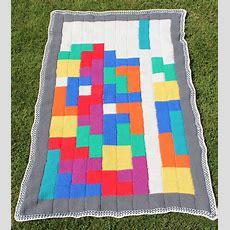 Quadrate Patchwork Decke Häkeln My Blog Startseite Design Bilder