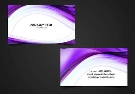Free Vector Wavy Visiting Card Background Business Venture Quotes Card Maker In Ahmedabad Holder Designer Top App Samples Vancouver Teamwork Attire Dresses