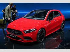 2018 MercedesBenz AClass starting price confirmed as £