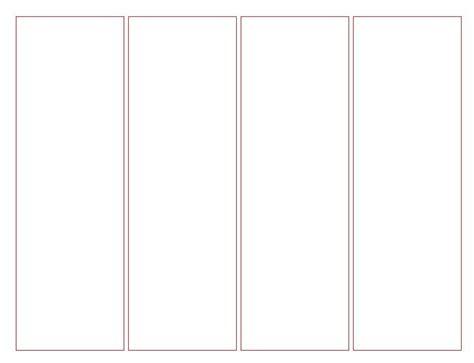 blank bookmark template  kidsfun coloring fun