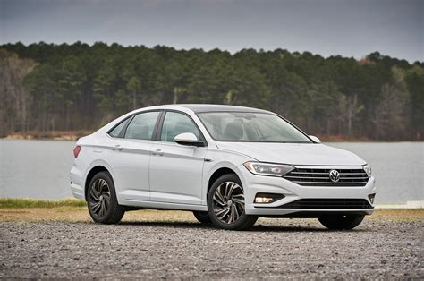 2019 Volkswagen Jetta First Drive Still A Golf With A