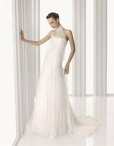 romantic drop waist sheath wedding dress with sheer lace With sheer neckline wedding dress