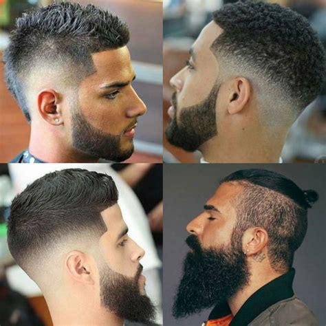 beard fade cool faded beard styles  guide