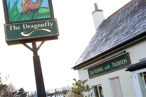 the dragonfly newport bookatable