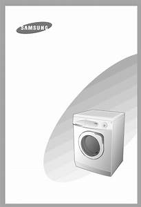 Samsung Washer P801 User Guide