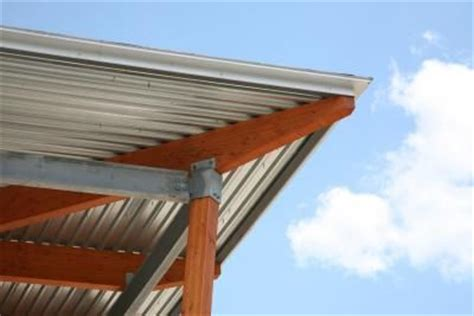 how to install corrugated roof panels a deck the o