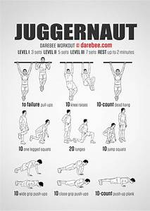 Bodyweight Work... Workout