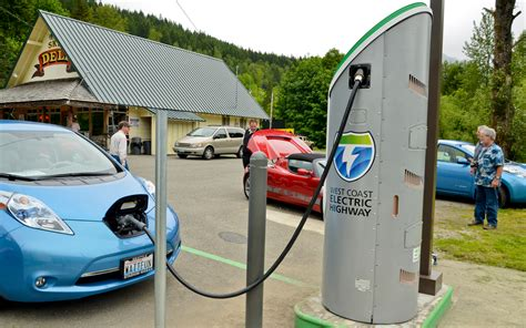 electric vehicles charging stations washington ev tourism charging station photo 15