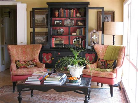 Colorful Chairs For Boho Living Room Idea Chic And Cozy