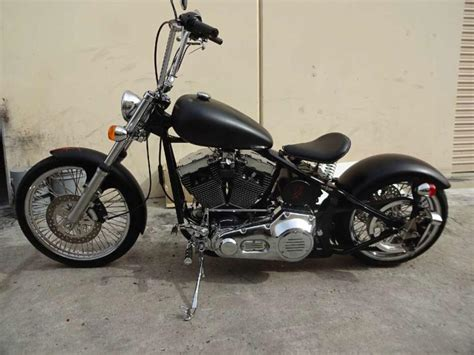 Bobber Softail Motorcycles For Sale In Temecula, California
