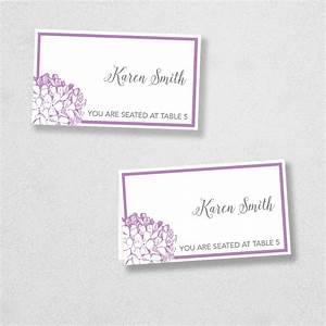 Avery place card template instant download escort card for Avery printable place cards