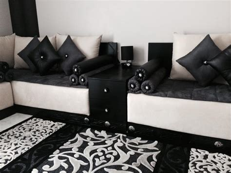 canapé marocain prix fauteuil de salon marocain et canapé moderne déco salon