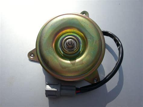 Proton Motors by Proton Savvy Radiator Fan Motor