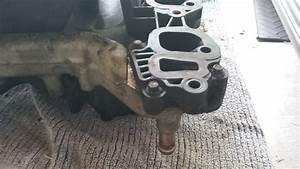 2001 5 4l Cracked Intake Manifold