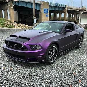Pin by Rebecca Graf on Cars | Custom cars paint, Mustang cars, Purple mustang