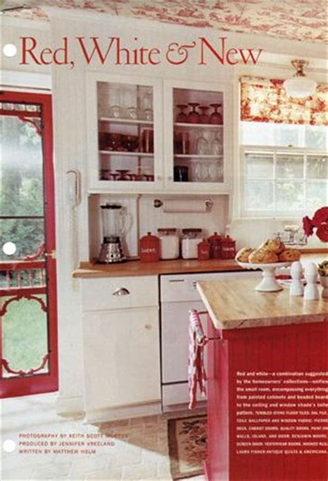 bright red and white kitchen cabinets red kitchens with