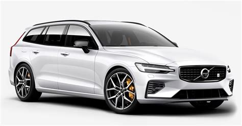 volvo   polestar engineered wagon hiconsumption
