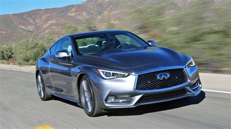 infiniti  red sport  review luxury coupe
