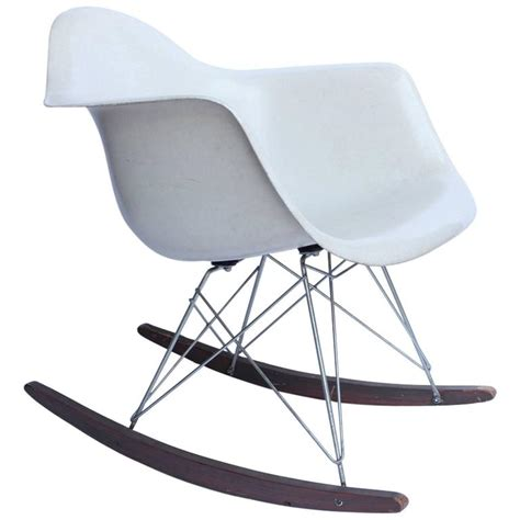 charles and eames rocking chair rar for herman miller for sale at 1stdibs