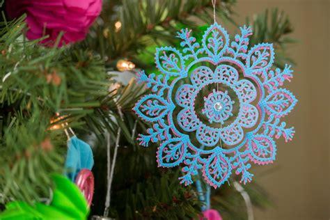easy elegant christmas ornament allfreechristmascraftscom