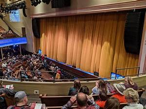 Ryman Seating Chart Views Ryman Auditorium Section 10 Rateyourseats Com