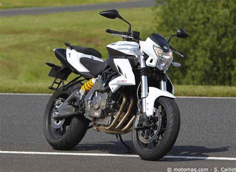 Bn 600 Image by Benelli Bn 600 R Presque Au Niveau Moto Magazine
