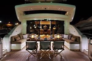 Art Nouveau Interior Design Elements Stylish Luxury Yacht Quot Cheeky Tiger Quot Idesignarch