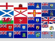 British Territories by Flag Quiz By THEJMAN