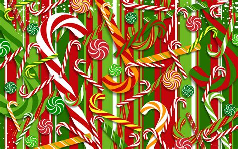 christmas candy wallpaper wallpapersafari