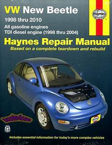 Beetle Shop Manual Service Repair Book Vw Haynes Bug