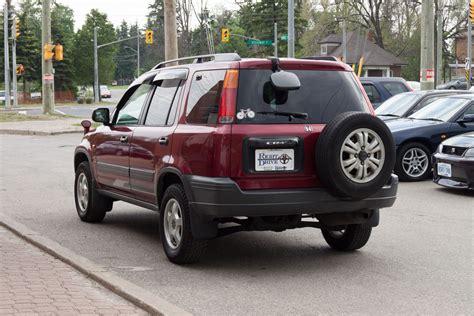 1997 Honda Crv by 1997 Honda Crv For Sale Rhd Canada Post Delivery Vehicle
