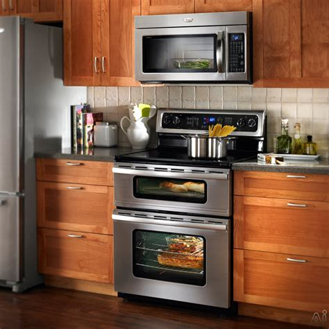 what makes a the range microwave oven