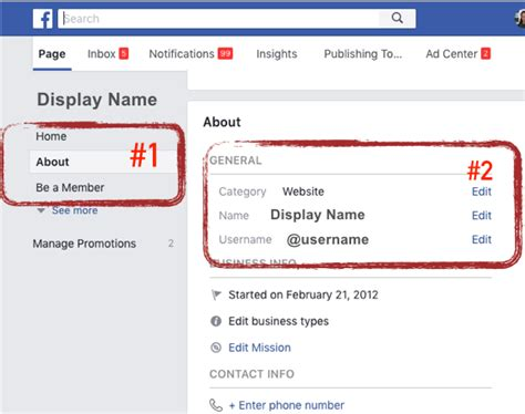 How to Change Your Facebook Page Name | Boxcar Marketing