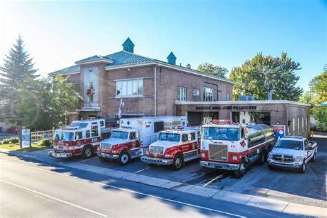 chambre contre service protection contre les incendies ville de richelieu