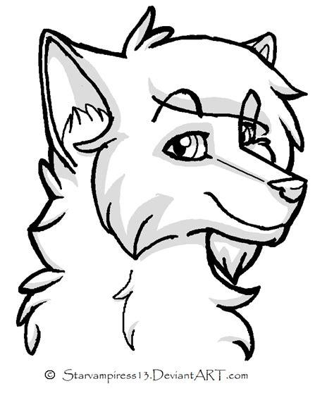 cartoon wolf  kyrawolfpup  deviantart