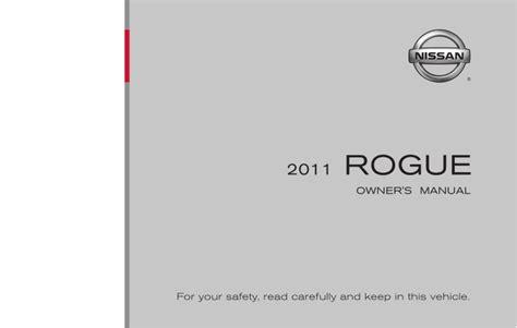 how to download repair manuals 2011 nissan rogue regenerative braking 2011 rogue owner s manual