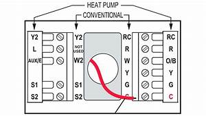 Diagram  Honeywell Rth6580wf Wiring Diagram For Heat Pump