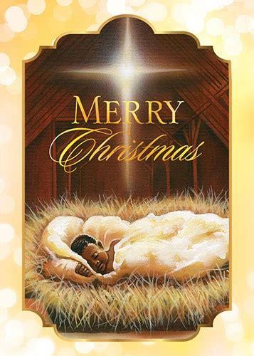 merry christmas baby jesus christmas card
