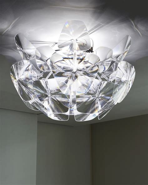 clear colorful lens decorative ceiling lighting modern