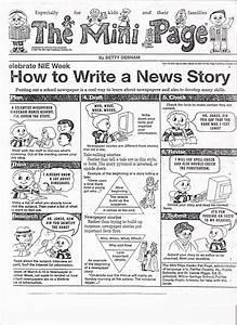 best 25 school newspaper ideas on pinterest newspaper With newspaper editorial template