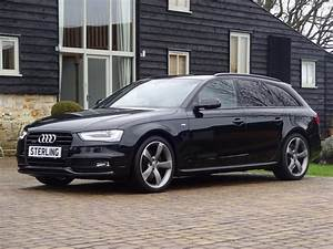 Used 2014 Audi A4 AVANT TDI QUATTRO S LINE BLACK EDITION ...