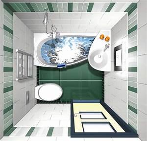 Kleines Designer Bad : kleines bad planungswelten ~ Sanjose-hotels-ca.com Haus und Dekorationen