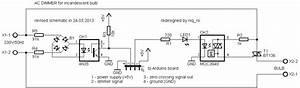 Mains - 3-way Dimmer Switch Schematic