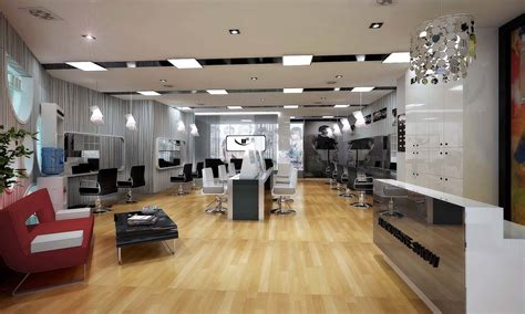 Barber Shop Room Ideas by Modern Barber Shop Interior Home Decorating Ideas