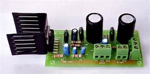 2x10w Audio Amplifier With Tda2009a