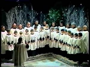 St Paul's Cathedral Choir - The Holly and the Ivy - YouTube