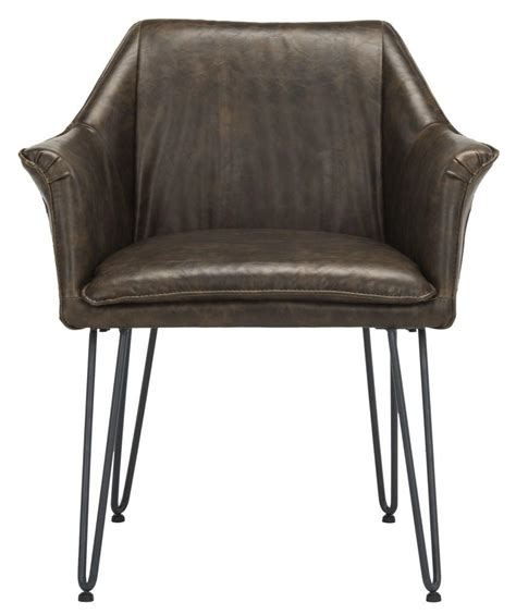 fox1705b set2 dining chairs furniture by safavieh