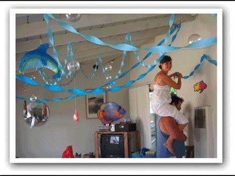 decoration ideas  baby shower youtube